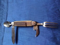 Sommelier SARRY-THIERS - FRANCE and knife JOWIKA - IRELAND