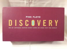 Pink Floyd: Discovery - 14 Albums Studio - 16 CD - Box Set Collection