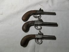 LOT OF 3 PISTOLS TO REPAIR