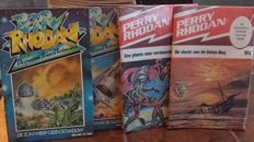 Perry  Rhodan The greatest Science Fiction series - parts 510 - 599 - 70s/80s