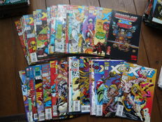 X-Force comics - 44 x sc