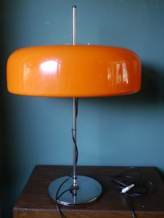 Designer unknown - Mushroom lamp