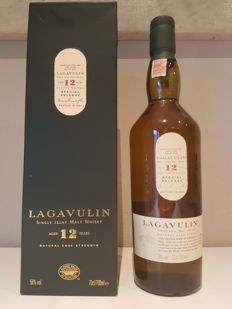 Lagavulin 12 years old Special Release - bottled 2002 - OB