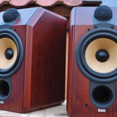 B&W CDM 1 Milestone in speaker construction, this is the renewed Original Edition