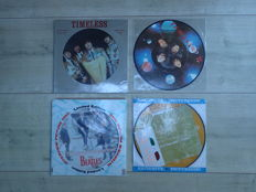 Beatles Timeless I and II (1981-1982), Conquer America (1988) and The British are Coming (1982 LIMITED 3D).
