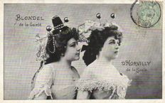 Stage/Theater 134X - Famous women - Theatre/Theatre-1900/1940