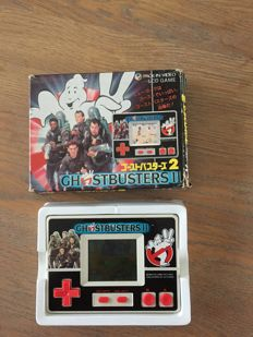 Ghostbusters II LCD Game