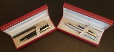 Targa Sheaffer fountain pen and ballpoint pen Sheaffer sentinel fountain pen and ballpoint pen