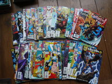 Various Marvel comics; With Cable, Fantastic Four and more - 50 x sc