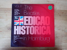 Reissue (1975) Vol 12 EDICAO HISTORICA Brasil -  The Beatles In Hamburg and the (1984) two variants Venezualan releases of A Hard Day's Night.