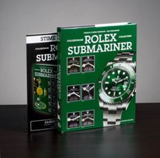 Collecting Rolex Submariner book by Guido Mondani New