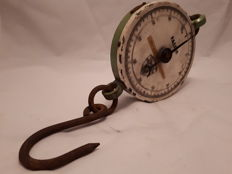 Rare hanging bathroom scale Salter 50 kg! From England