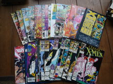 X-men - various comics - 32 x sc