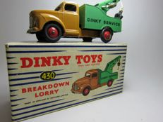Dinky toys - Scale 1/43 - Commer Breakdown Truck No.430