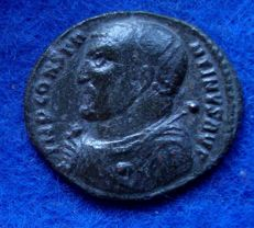 Roman Empire - AE of Constantine the Great (307–337 A. D.) struck in Cyzicus (P755)