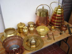 15 kg of copper/bronze objects
