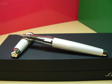 Dupont Caprice Pearly Fountain Pen