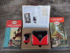 VW Bully set - and old Esso maps
