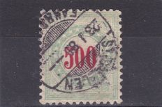 Switzerland 1878/1938 - a selection with Postage due, Franchise and Telegraph stamps and 1 postcard
