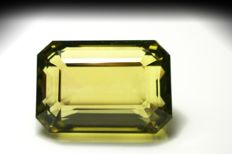 Lemon quartz –  21.59 ct