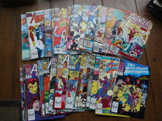 West Coast Avengers Vol.1 - 38 x sc