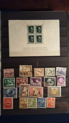 Various collections Germany 1930/2000