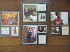 4 Scarface foto`s Frame`s collectie