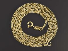 Chain in 18 kt gold Length: 61 cm Weight: 3.78 g *** No reserve price ***