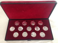 925 Silver Biblical Wedding Coins