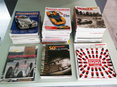 Nice collection Italian classic car magazines RUOTECLASSICHE and QUATTRORUOTE