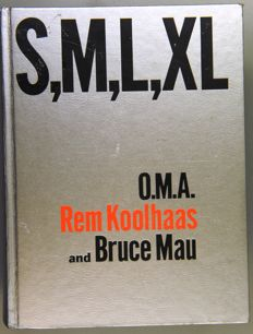 Rem Koolhaas, Bruce Mau, Jennifer Sigler - Small, Medium, Large, Extra Large - 1997
