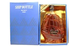 Mercian Ocean Ship Bottle Fine quality whisky - blended Karuizawa