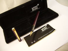 Montblanc Noblesse fountain pen