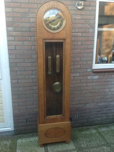 German longcase clock - approx. 1930