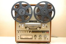 Vintage Teac X-10R with tapes