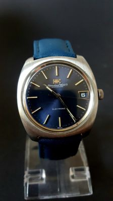 "IWC - International Watch Co Schaffhausen""  - Men - 1970-1979"