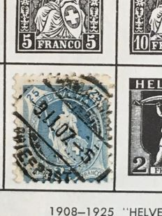 Switzerland - Multiple Collections in 2 albums, 2 stockbooks, on many pages