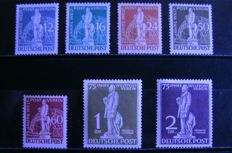 Germany (Berlin) 1949 - 75th Anniv of U.P.U