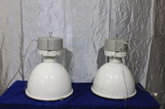 Box Lama – Lot of industrial lamps