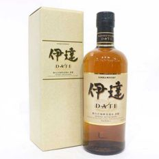 Nikka Miyagikyo Date blended whisky - discontinued
