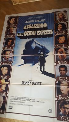 Assassination on the Orient Express (Murder on the Orient Express) - 1974