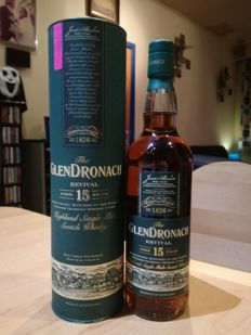 Glendronach Revival 2015 Discontinued