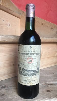 1966 Chateau La Mission Haut-Brion, Pessac-Leognan - 1 bottle