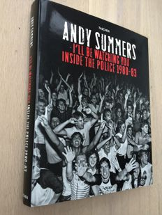 Andy Summers - 'I'll be watching you inside The Police 1980-83'