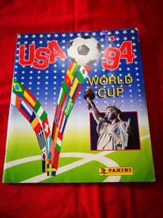 Panini - USA 94 World Cup - Complete album.