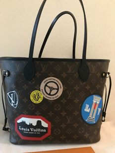 Louis Vuitton - Neverfull MM Handtas