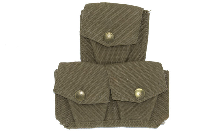 2 Ammo bag trio for British army