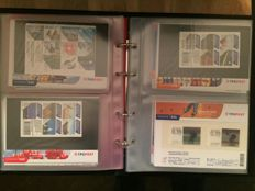 The Netherlands 1990/2006 - Collection of stamp folders - no. 71 to 345