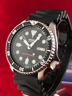 Seiko SKX007 – Men's watch – 200 m
