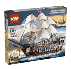 Pirates - 10210 – Imperial Flagship